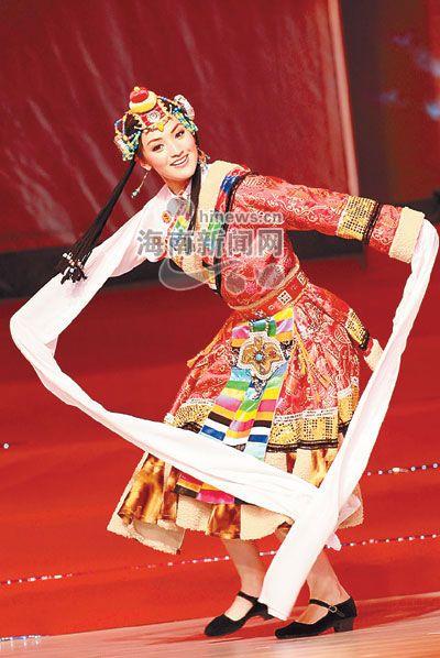 典型藏族装饰图案花边图片
