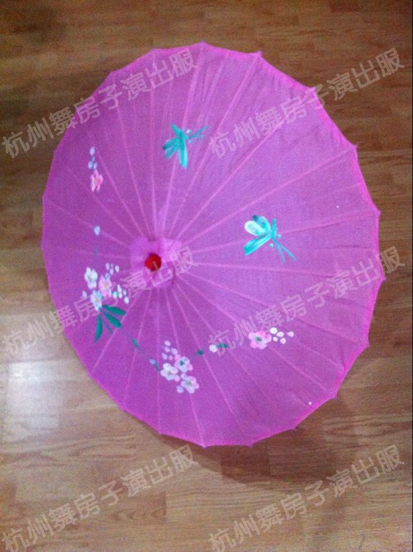 演出道具油纸伞2 - 舞房子演出服装—杭州专业演出